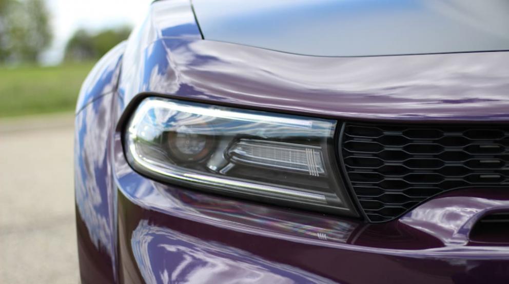 2021 Dodge Charger SRT Hellcat Redeye headlight