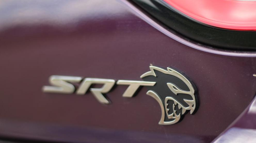 SRT Hellcat Redeye logo