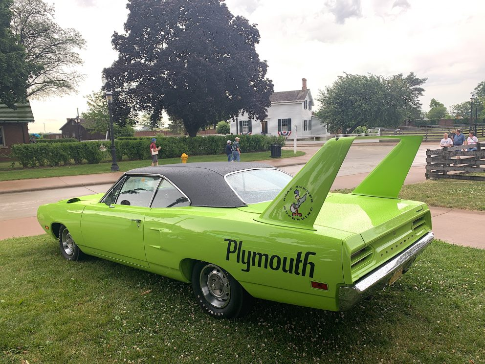 Vintage Plymouth