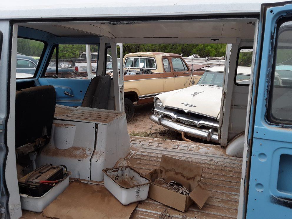 1964 Dodge A100 van