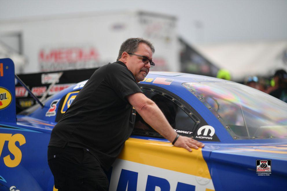 Ron Capps crew chief