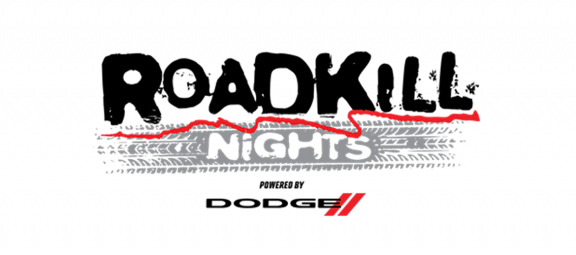 Roadkill Nights Powered by Dodge Logo