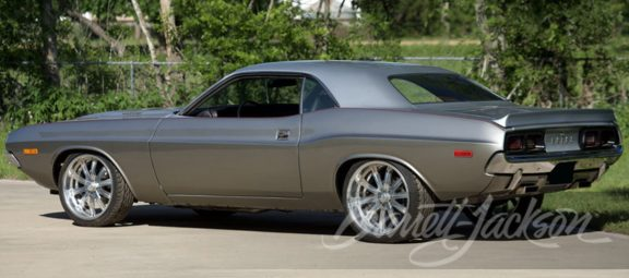 1973 Dodge Challenger Custom Coupe