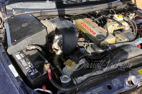 1999 Dodge Ram 2500 engine