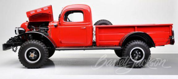 1961 Dodge Power Wagon Pickup