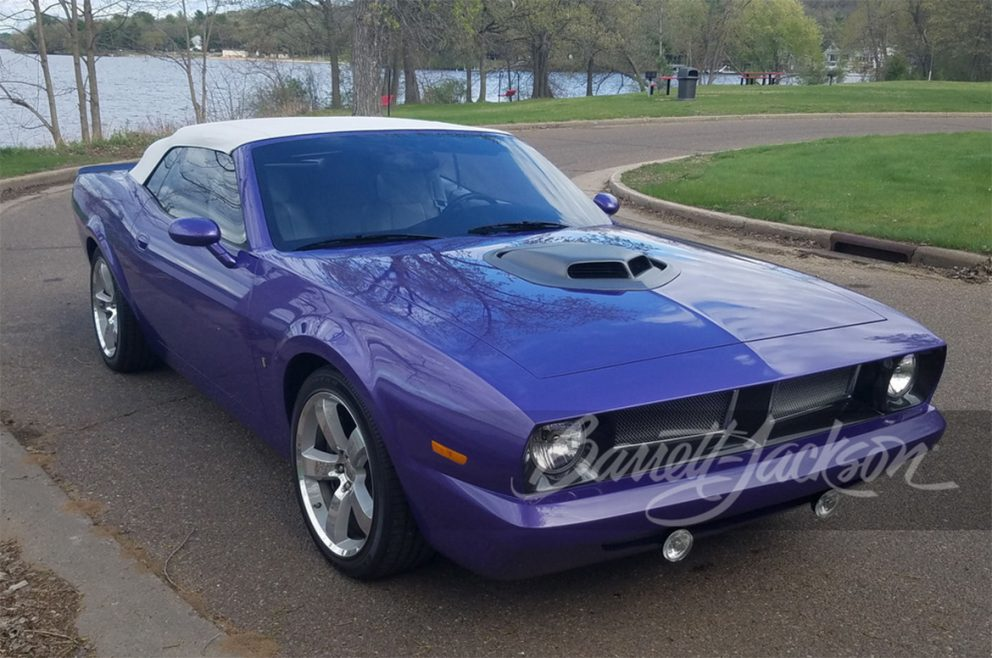2007 Dodge Charger custom convertible
