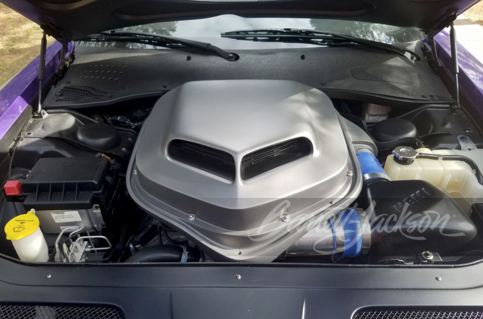 2007 Dodge Charger custom convertible engine