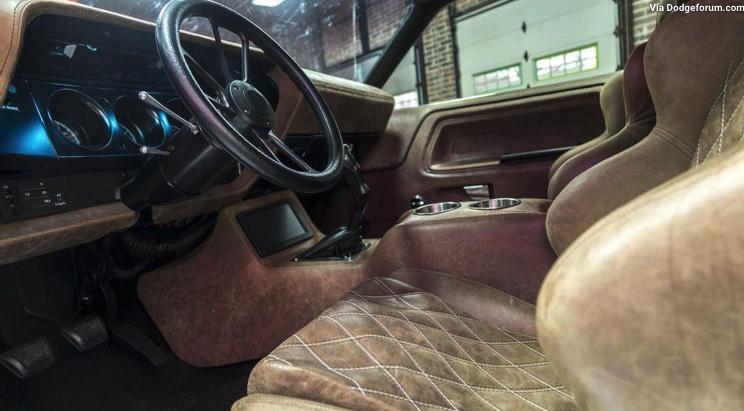 1970 Dodge Challenger Restomod restomod