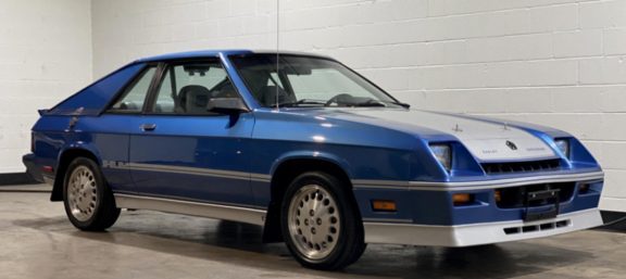 1984 Dodge Shelby Charger