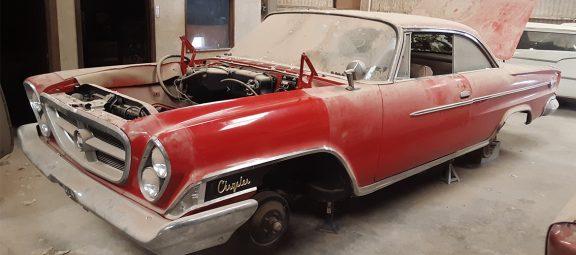 1962 Chrysler 300 Sport
