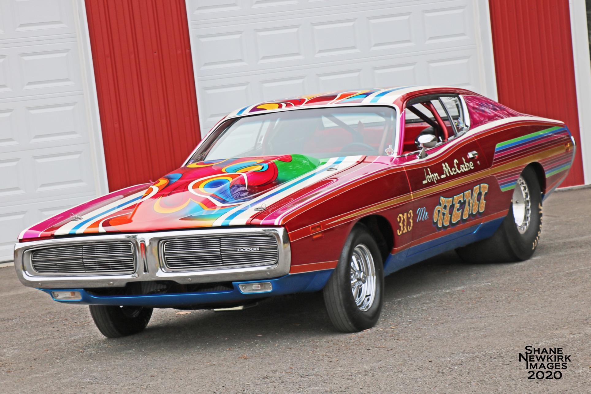 Carlisle Chrysler Nationals car show