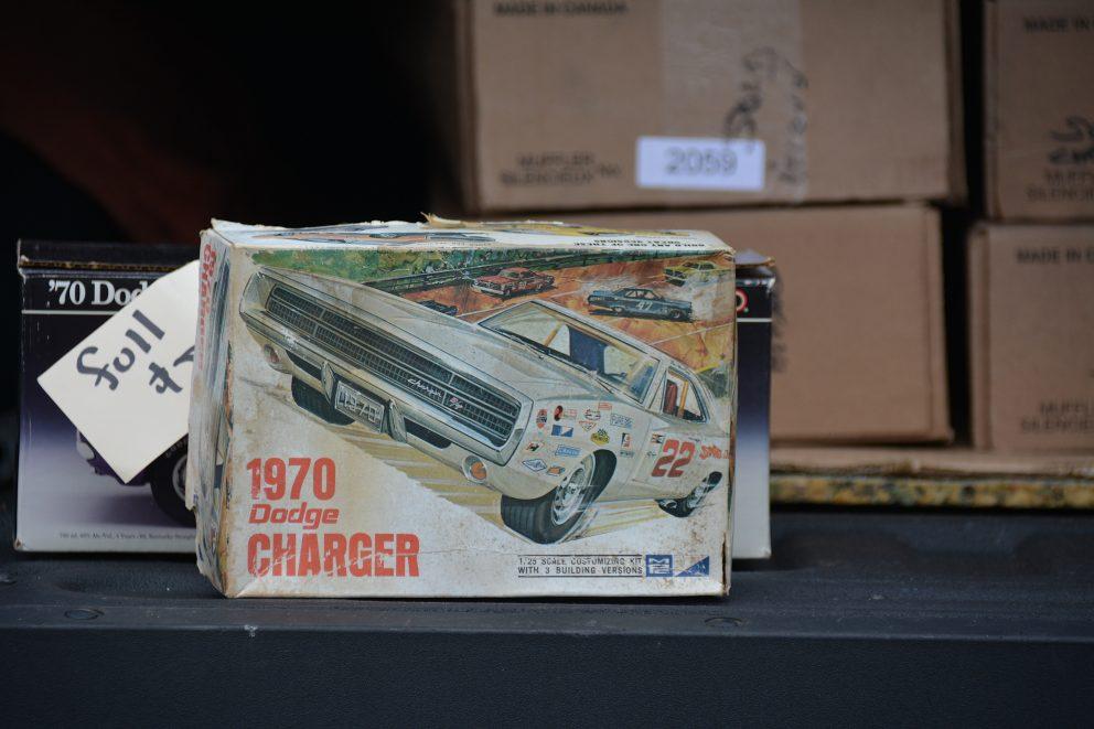 Old vehicle kit