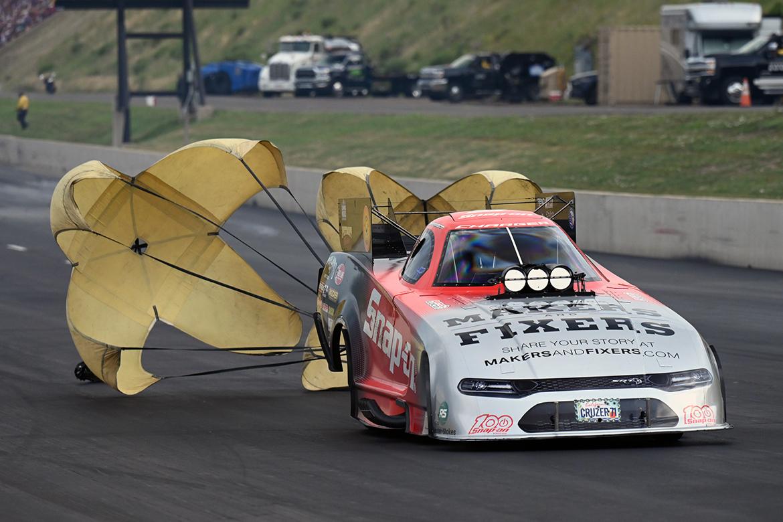 Pedregon Racing Snap-on® Tools Dodge Charger SRT Hellcat