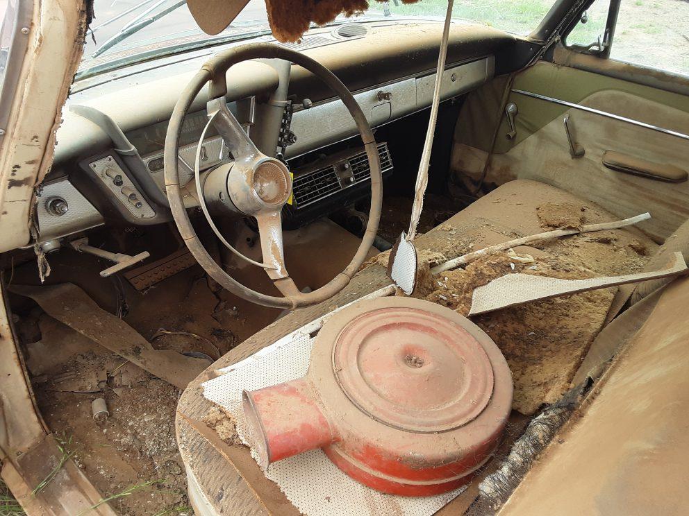 1959 Plymouth Suburban Wagon