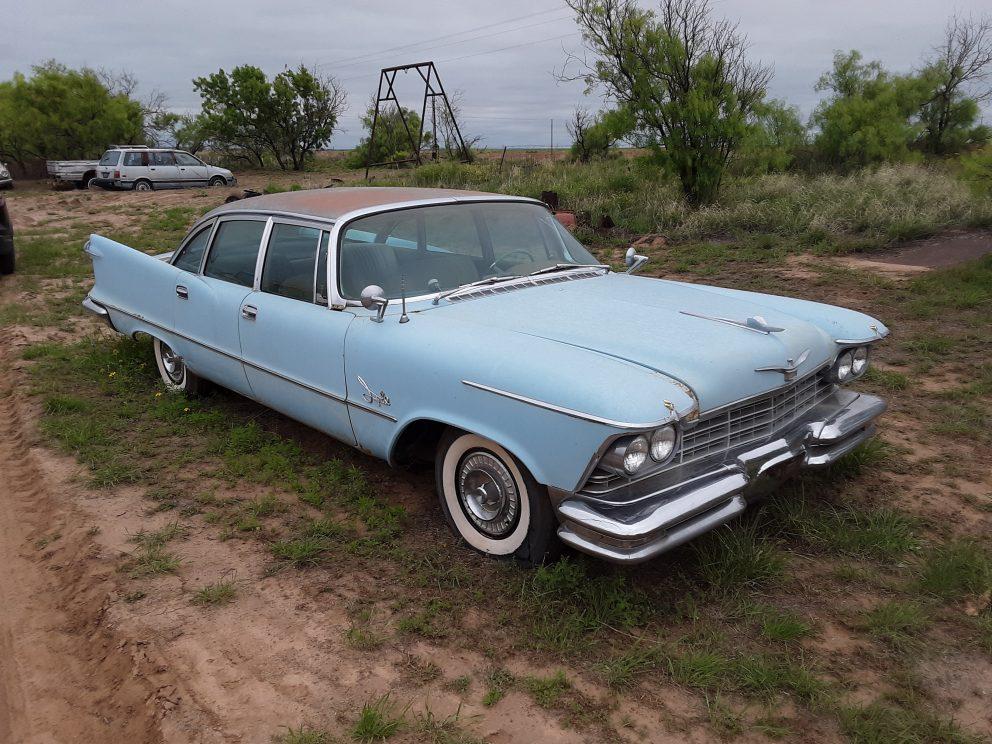 1957 Chrysler Crown Imperial