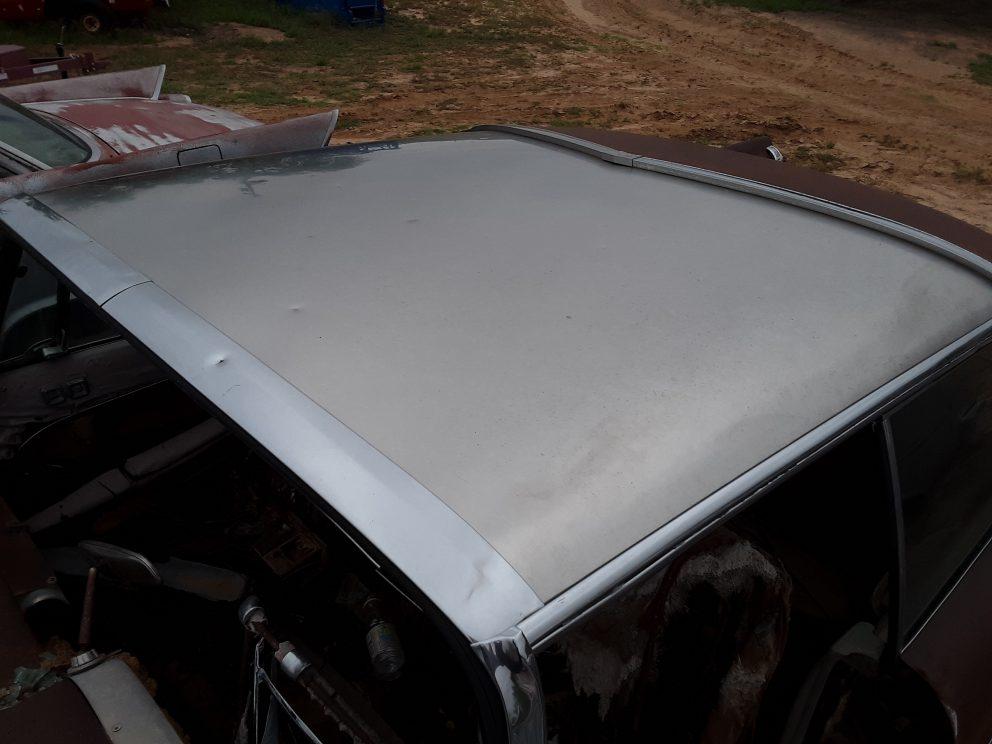1959 Chrysler Imperial roof
