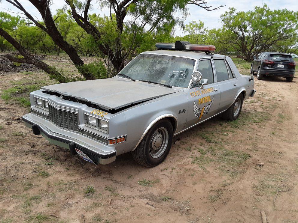 1988 Plymouth Grand Fury Ohio State Patrol
