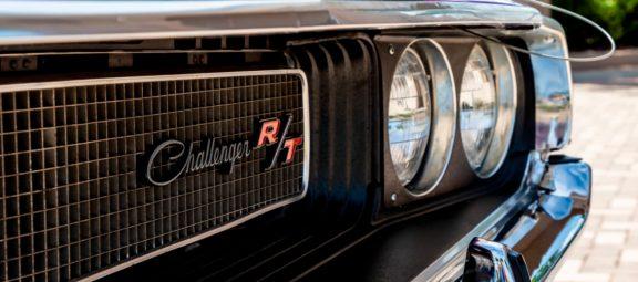 1970 Dodge Challenger R/T logo