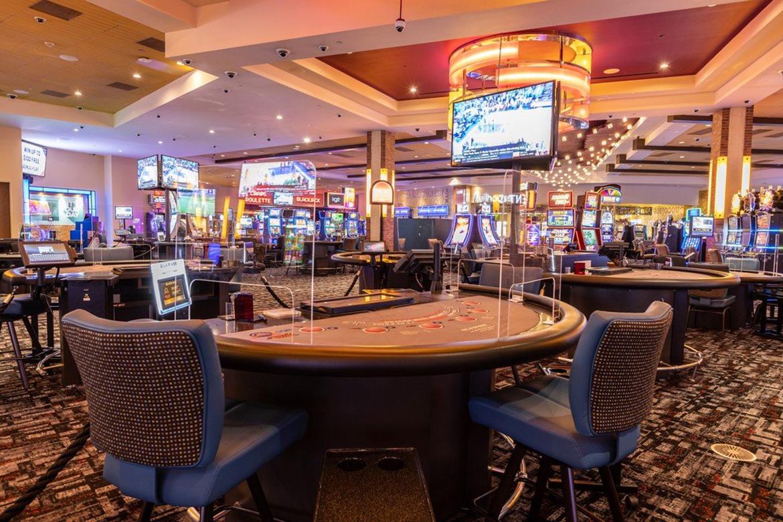 Indoor casino