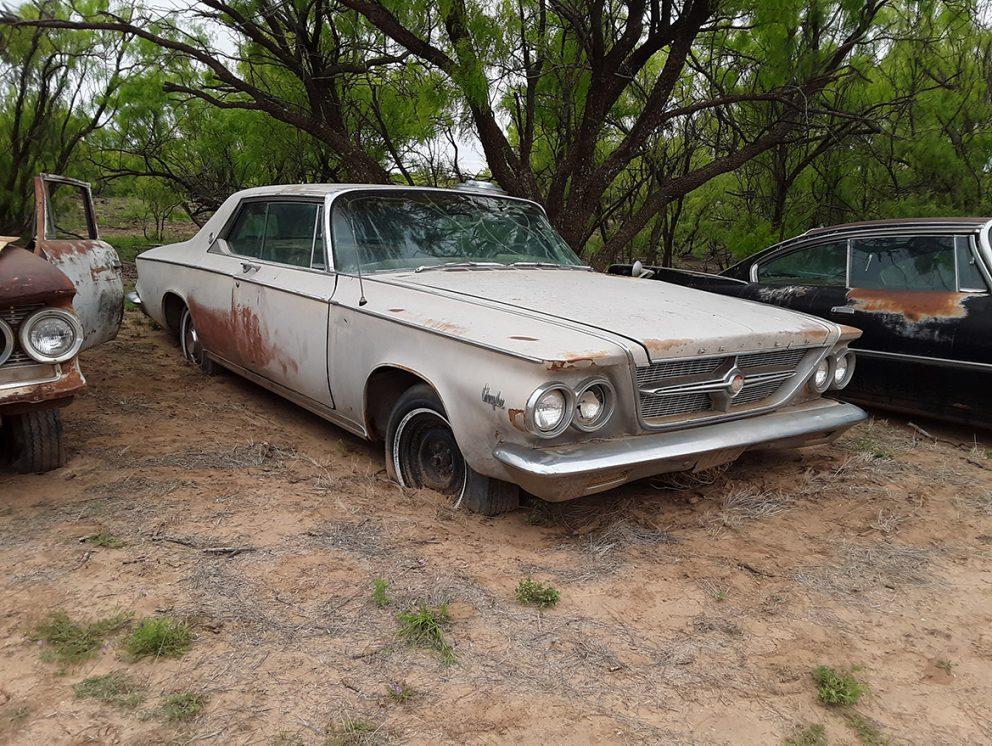 1963 Chrysler 300 Sport
