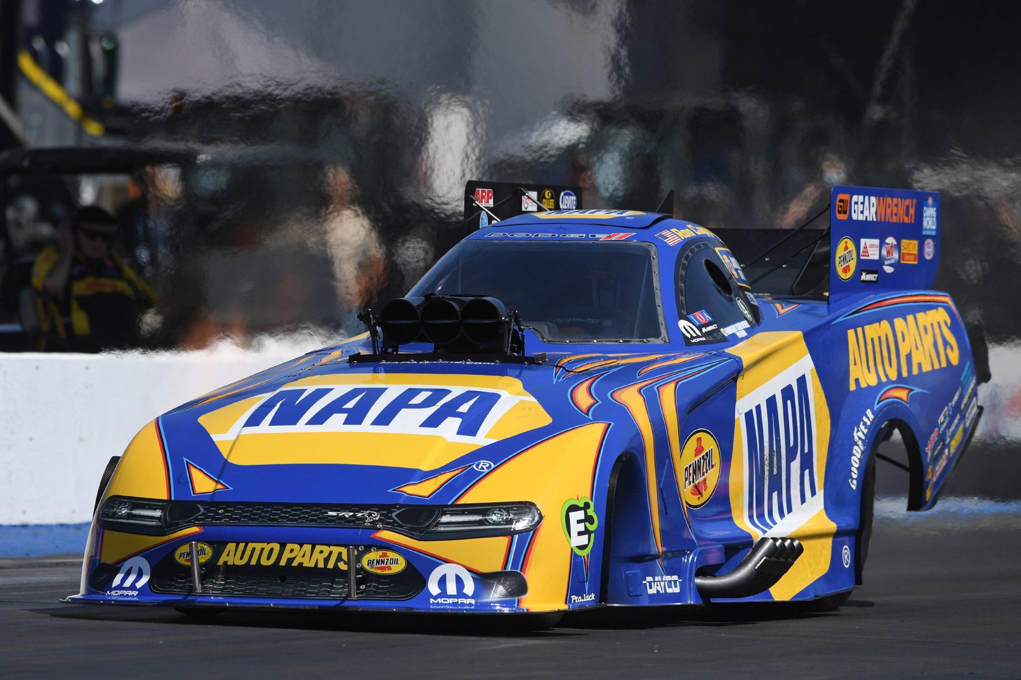 DSR NAPA Auto Parts Dodge Charger SRT Hellcat