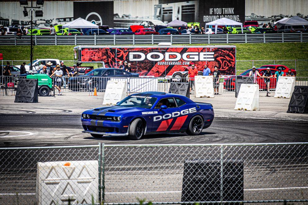 Dodge Thrill Ride