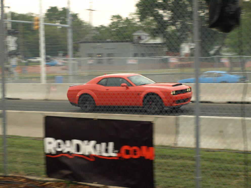 Dodge Thrill Rides
