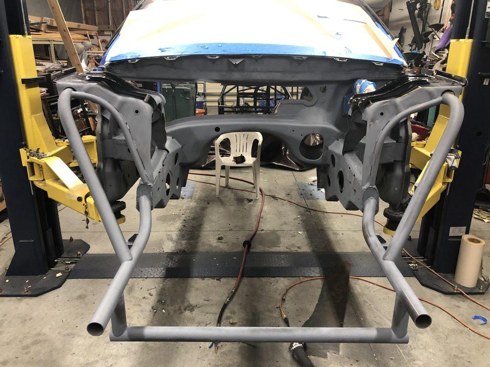 Dodge Challenger body parts