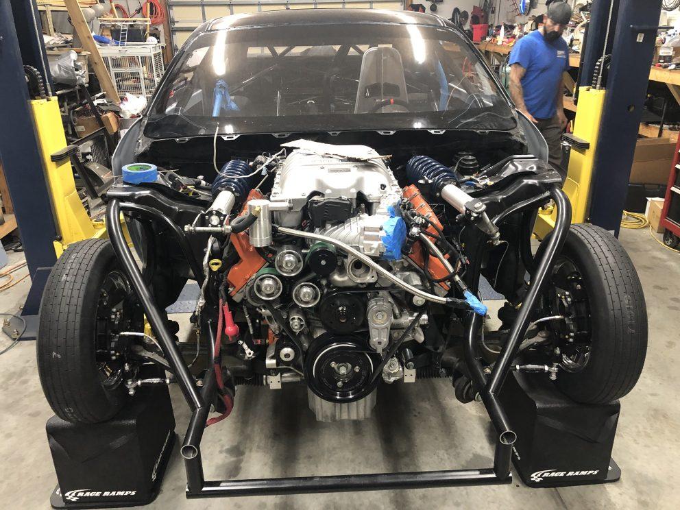 Dodge Challenger body