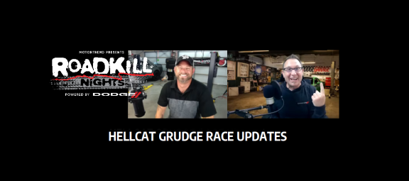Hellcat Grudge Race
