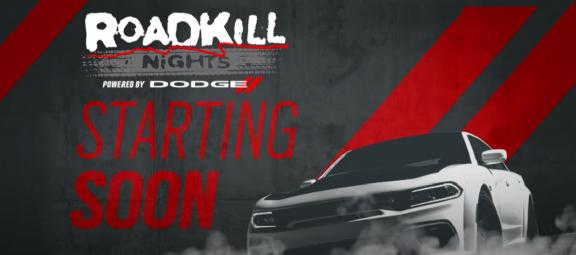 Roadkill Nights Livestream