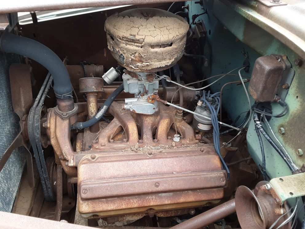 1954 Dodge G-Series Dualie