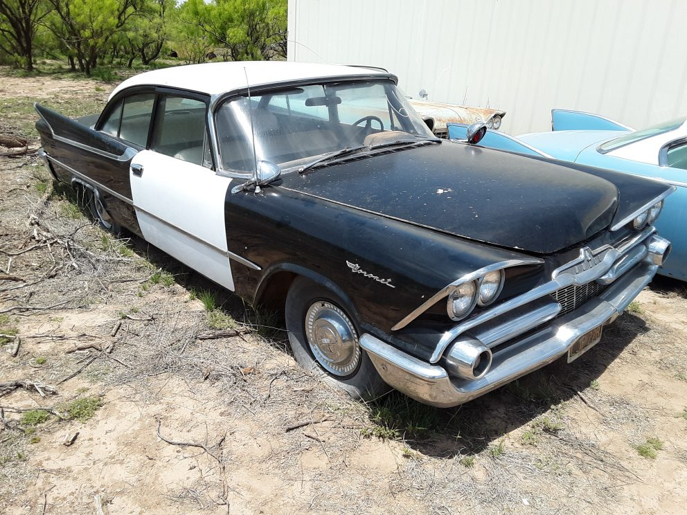 1959 Dodge Coronet California Highway Patrol Cruiser