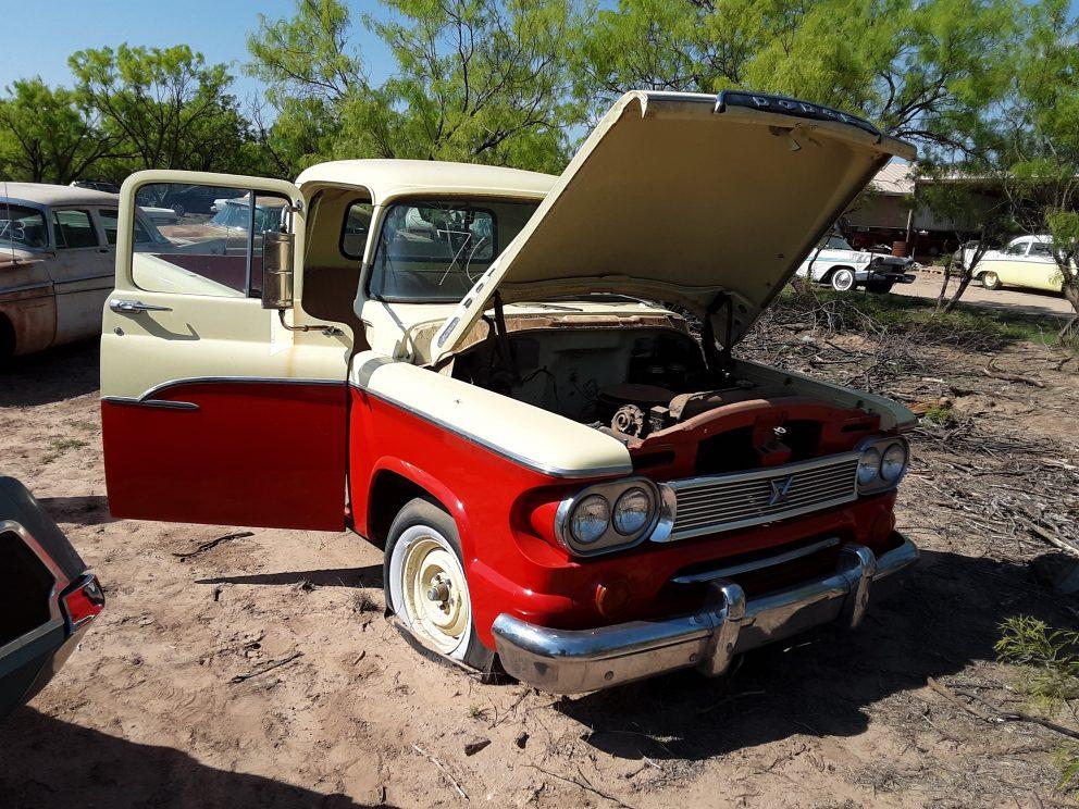 1960 Dodge D100 Pickup