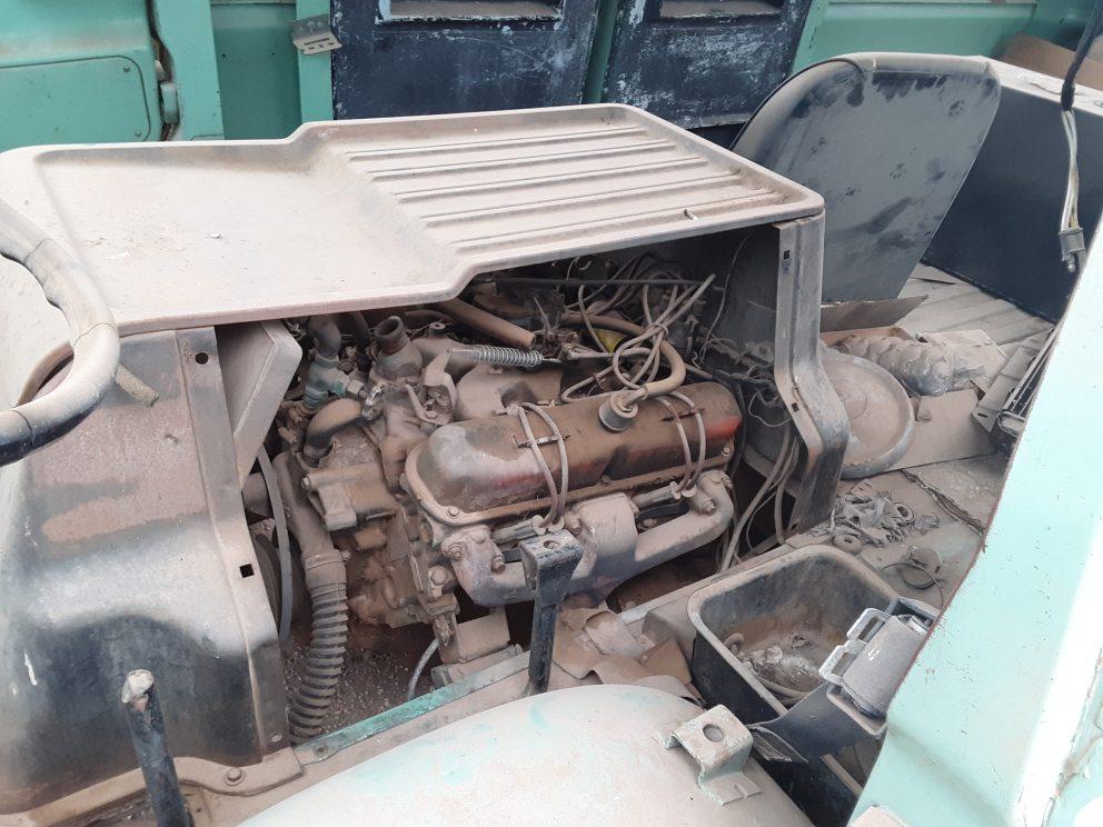 1966 Dodge A100 Sportsman van