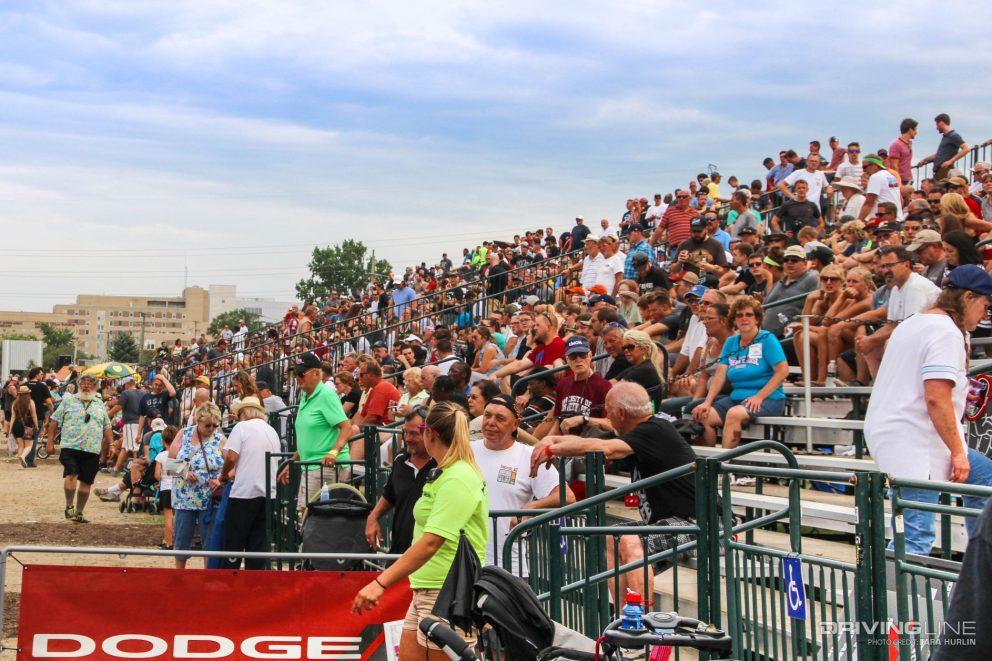 Event spectators