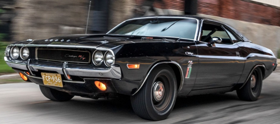 1970 Dodge Challenger RTC