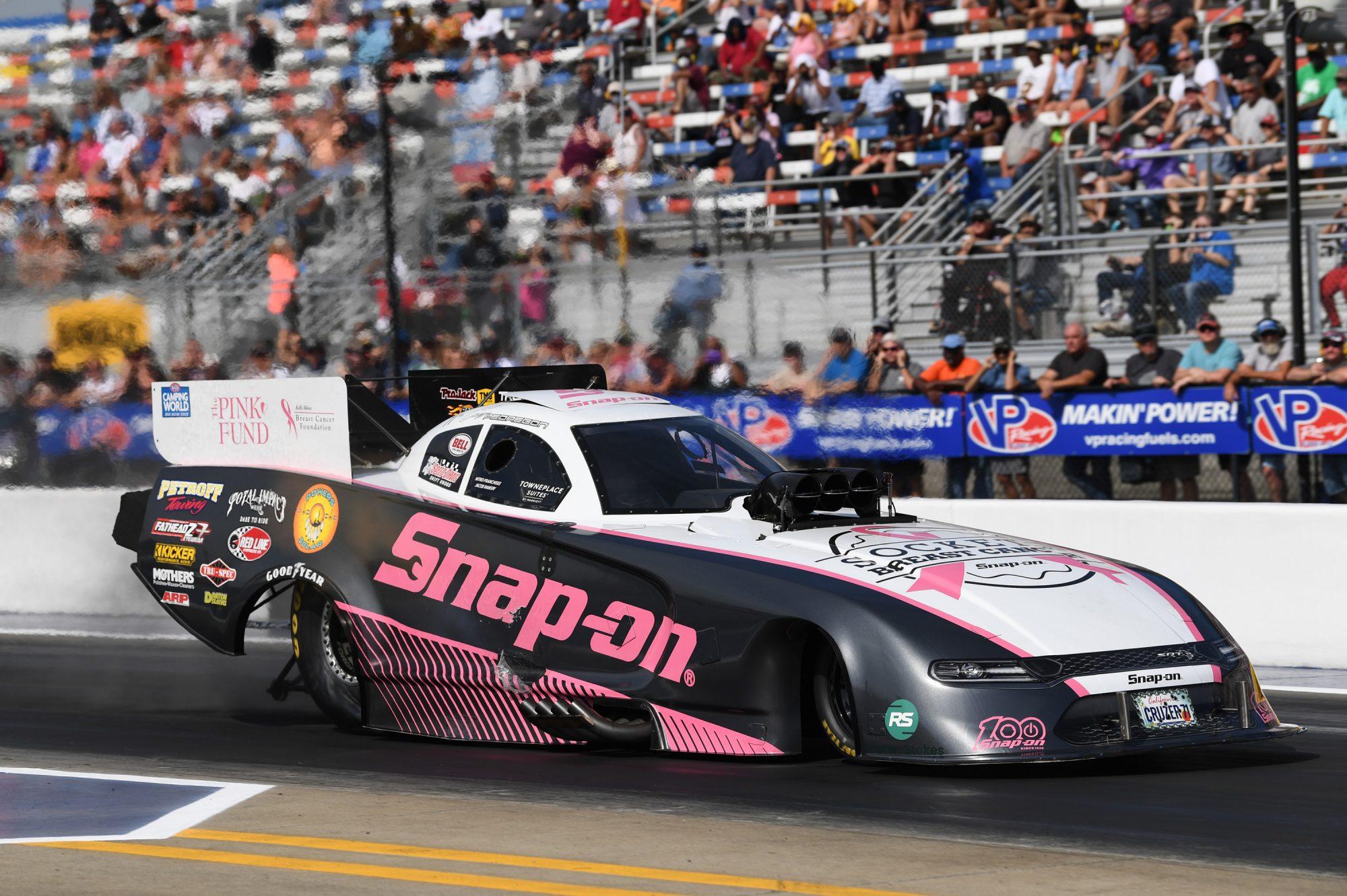 Cruz Pedregon Racing Snap-on® Tools Dodge Charger SRT Hellcat
