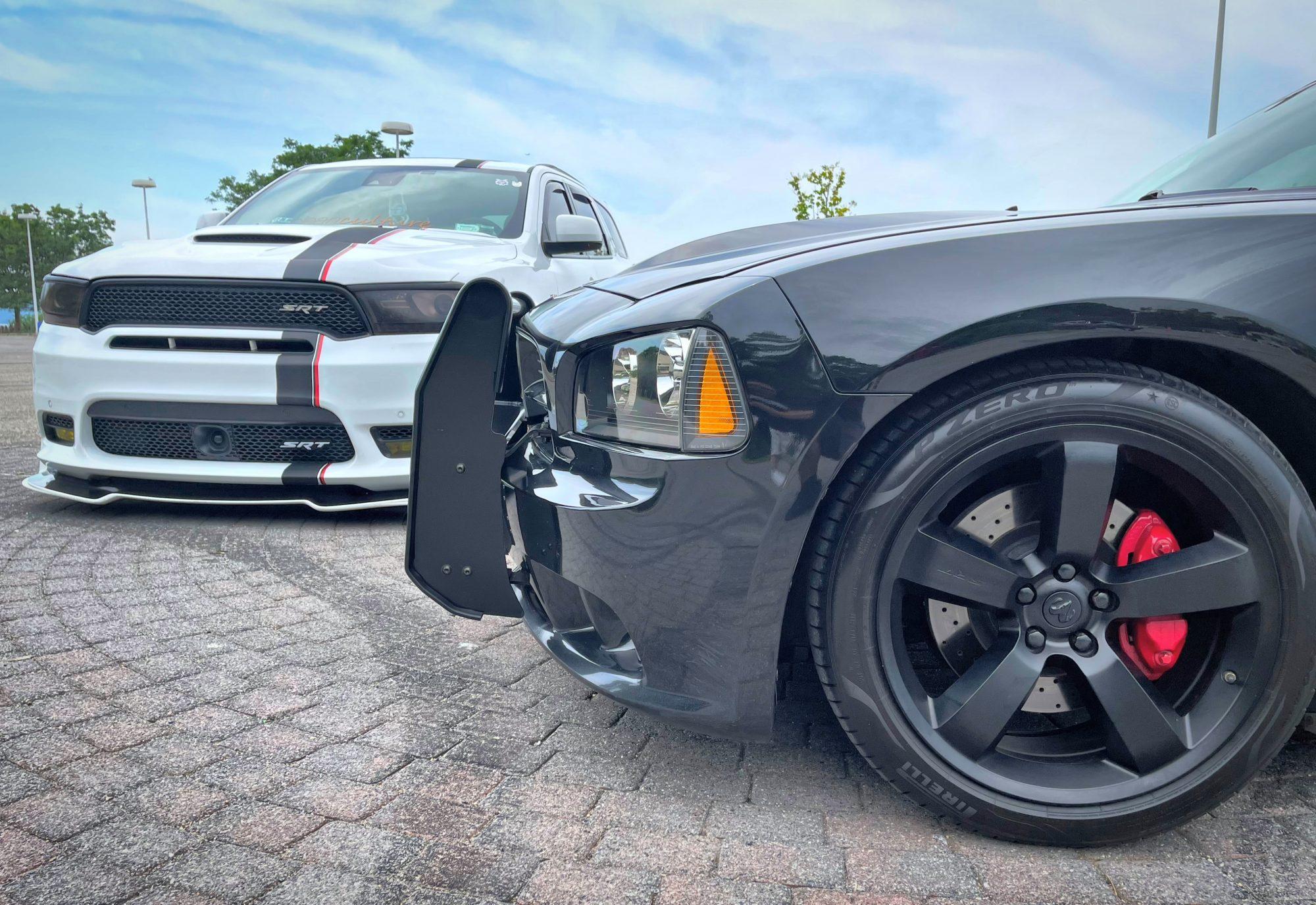 Dodge Charger R/T & Durango SRT