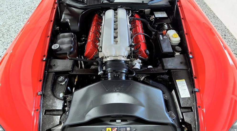 2004 Dodge Viper SRT-10 Convertible engine