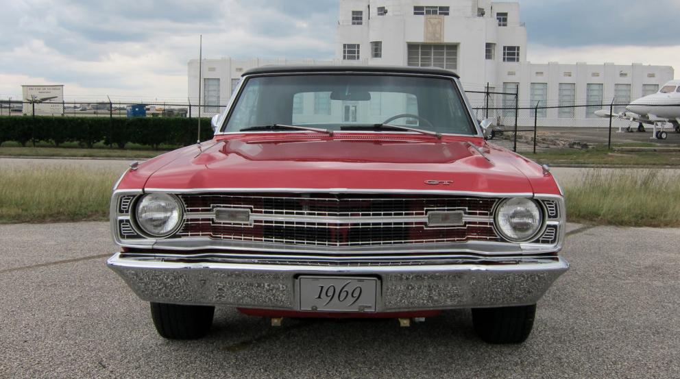 1969 Dodge Dart Convertible