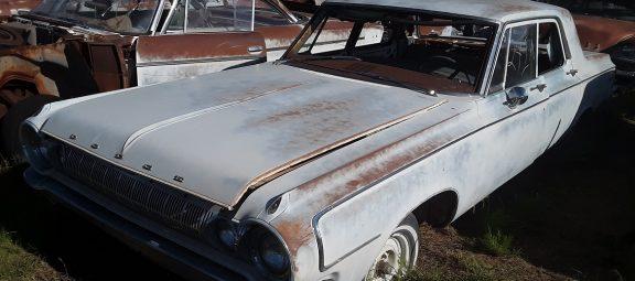 vintage Dodge vehicle