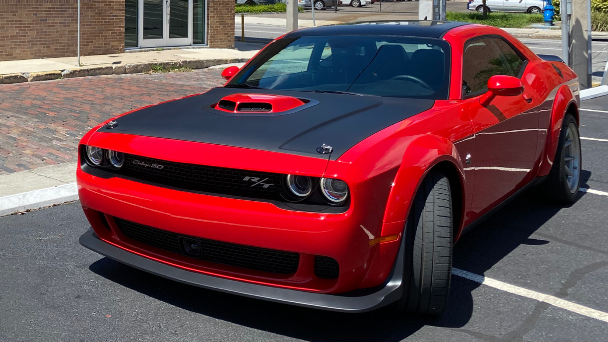 2020 Challenger 50th Anniversary Scat Pack Widebody