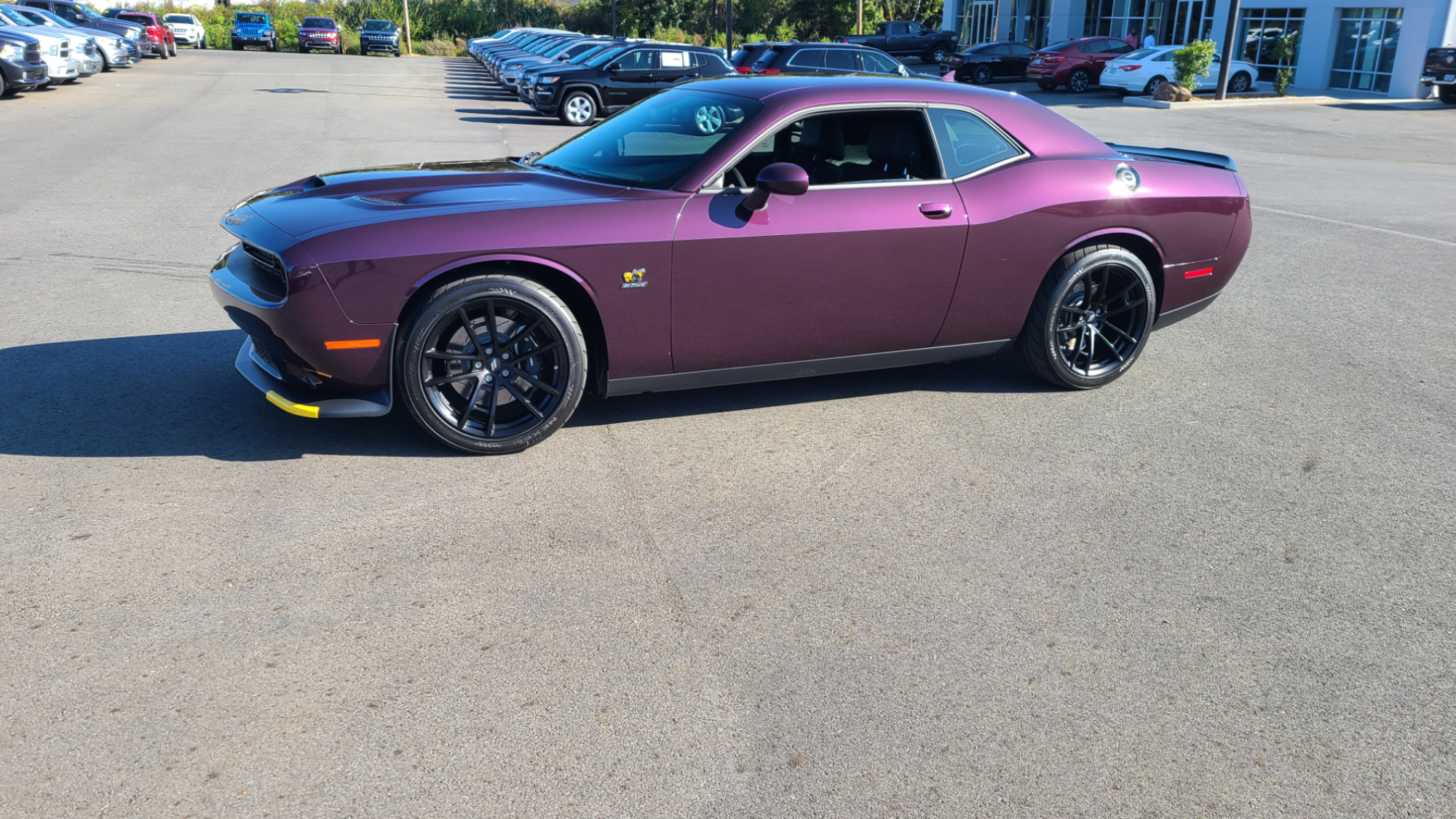 2020 Challenger R/T Scat Pack 1320