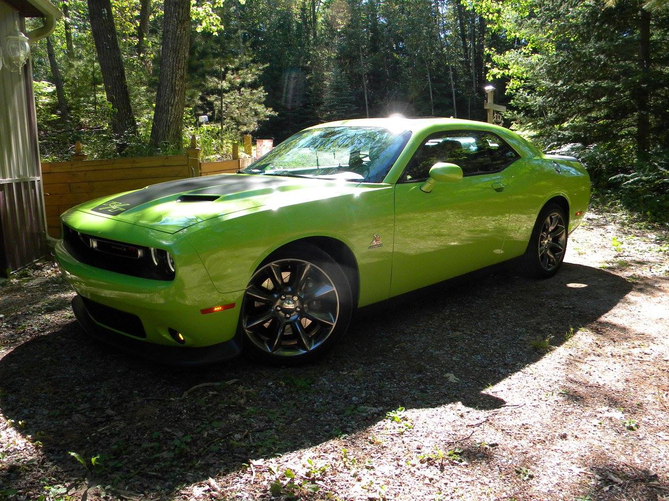 2015 Challenger R/T Scat Pack