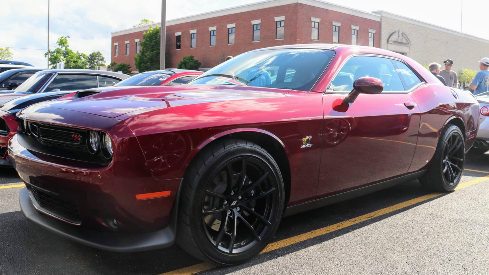 2019 Challenger R/T Scat Pack 1320